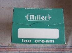 画像7: Miller アイスクリーム 箱 パッケージ (7)