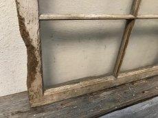 画像2: アンティーク 窓  割れ有り (2)