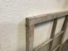 画像3: アンティーク 窓  割れ有り (3)