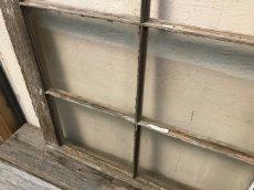 画像5: アンティーク 窓  割れ有り (5)
