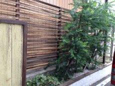 フェンス制作例