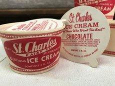 画像4: ICE CUP ST,CHAELES蓋付きアイスクリームカップ (4)