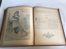 画像12: 1895年 アンティーク BOOK POPULAR ENTERTAINMENTS (12)