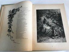 画像7: 1894年 アンティーク BOOK GEMS POETS (7)