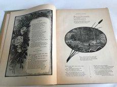 画像6: 1894年 アンティーク BOOK GEMS POETS (6)