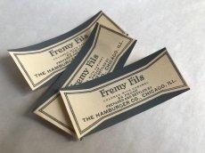 画像1: FREMY FILS ラベル (3枚セット) (1)