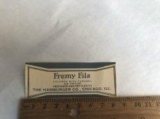 画像3: FREMY FILS ラベル (3枚セット) (3)