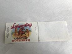 画像2: schoenling beerラベル(2枚セット) (2)