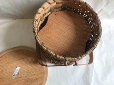 画像6: amish(アーミッシュ)ハンドメイド バスケット (6)