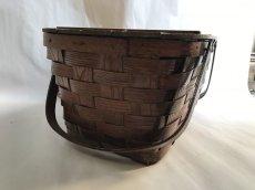 画像4: ビンテージ ピクニックバスケット (4)