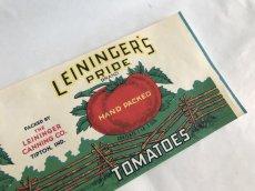 画像4: LEININGER'S PRIDE トマト ラベル (4)