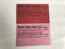 画像3: RENFRO VALLEY FOLKS IN PERSONフライヤー2枚セット (3)