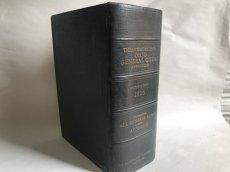 画像8: 1926年 BALDWINS BLUE BOOK  分厚いアンティーク BOOK (8)