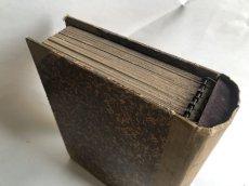 画像12: 1890年 HARPER'S NEW MONTHLY MAGAZINE  分厚いアンティーク BOOK (12)