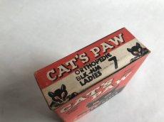 画像6: CAT'S PAW ラバーヒール入り紙箱 (6)