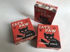 画像1: CAT'S PAW ラバーヒール入り紙箱 (1)
