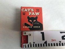 画像10: CAT'S PAW ラバーヒール入り紙箱 (10)