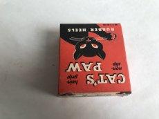画像3: CAT'S PAW ラバーヒール入り紙箱 (3)