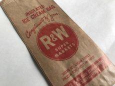 画像1: R &W ICE CREEAM BAG 紙パッケージ (1)