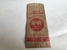 画像2: R &W ICE CREEAM BAG 紙パッケージ (2)