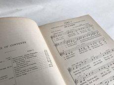 画像5: NEW EDUCATIONAL MUSIC COURSE アンティーク楽譜本 (5)