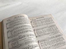 画像6: 1939年 FAVORITE SONGS AND HYMNS  賛美歌 アンティーク楽譜本 (6)