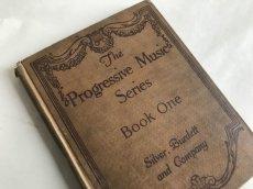 画像1: 1920年 THE PROGRESSIVE MUSIC SERIES アンティーク楽譜本 (1)