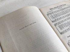画像5: 1958年  CRUSADE FOR CHRIST SONGS アーミッシュ賛美歌 アンティーク楽譜本 (5)