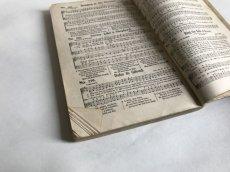画像10: 1914年  HYMNS  OF GLOVE 賛美歌 アンティーク楽譜本 (10)