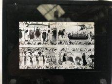 画像2: 幻燈機(マジックランタン)用ガラス ネガフィルム (2)