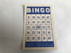 画像2: ビンゴカード (2)