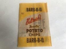 画像2: Ballreich's ポテトチップ袋 BBQ (S) (2)