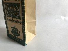 画像5: CLARK'S COFFEE 袋 (5)