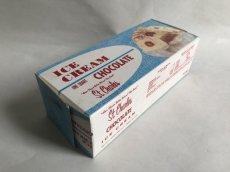 画像7: St.chorles CHOCOLATE  ICE CREAM BOX ロウ紙箱 (7)