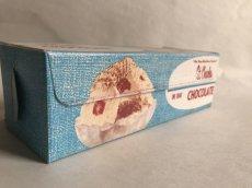 画像9: St.chorles CHOCOLATE  ICE CREAM BOX ロウ紙箱 (9)