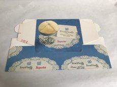 画像3: SUPERIOR French Vanilla  ICE CREAM BOX ロウ紙箱 (3)
