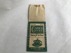 画像2: CLARK'S COFFEE 袋 (2)