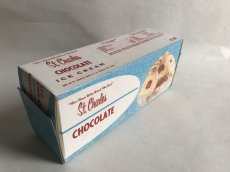 画像6: St.chorles CHOCOLATE  ICE CREAM BOX ロウ紙箱 (6)