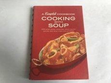 画像2: 1969年 Campbell COOKBOOK COOKING WITH SOUP (2)