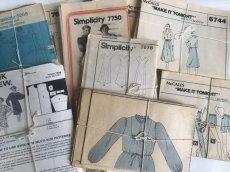 画像2: 洋服の型紙/パターン (2)