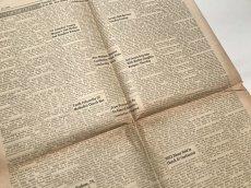 画像7: 英字新聞 1950年代アメリカ (7)
