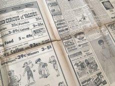 画像5: 英字新聞 1950年代アメリカ (5)