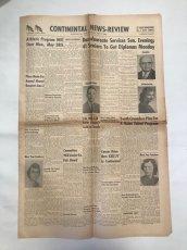 画像2: 英字新聞 1950年代アメリカ (2)
