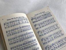 画像5: ALLELUIA CHURCH OF THE BRETHREN 賛美歌 ハンディ楽譜 (5)