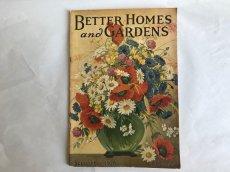 画像2: 1926年 BETTER HOMES AND GARDENS 雑誌 (2)