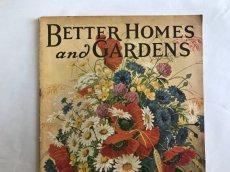 画像1: 1926年 BETTER HOMES AND GARDENS 雑誌 (1)