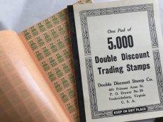 画像1: Double Discount Trading Stamps クーポンブック  (1)