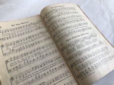 画像7: 1900年 楽譜本 SUNDAY SCHOOL SONGS (7)
