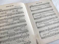 画像6: 1906年 楽譜本 WEAVER'S SCHOOL SONGS (6)