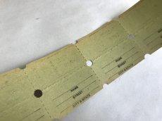 画像3: ヴィンテージクーポン ロールチケット<ダブル> 10枚SET  (3)